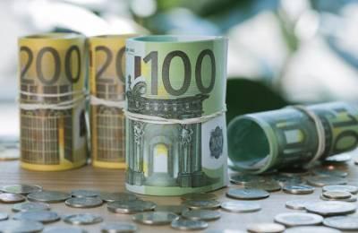 В Россию ввезли рекордное количество наличных евро