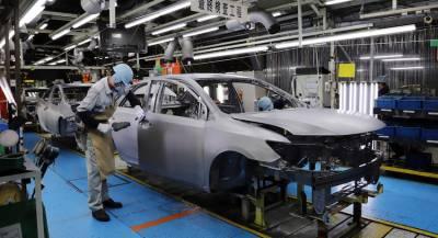 Toyota прерывает работу в Японии из-за землетрясений