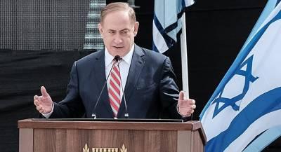 Нетаньяху хочет отправить в Москву главу ВВС Израиля