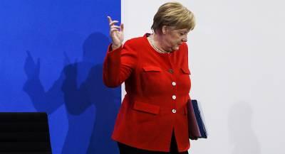 Меркель пытается удержать власть
