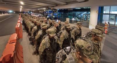 США отправили в Сирию дополнительные войска