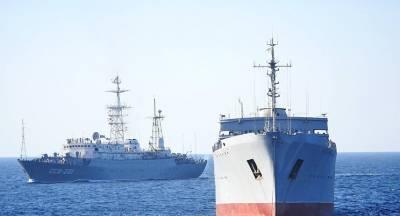 Украина отчиталась перед США о морской агрессии РФ