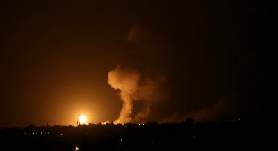 Сирийские ПВО отразили ракетные удары Израиля