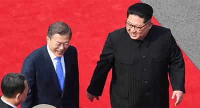 Сеул отправил делегацию вКНДР для подготовки ксаммиту