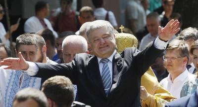 Порошенко пожелал Донбассу вернуться к Киеву в 2019 году