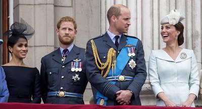 Принц Чарльз воюет с сыновьями принцессы Дианы
