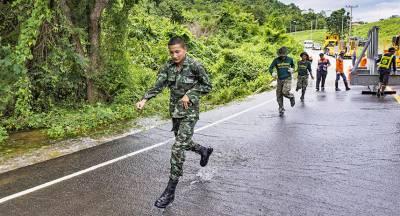 Жертвами наводнений в Таиланде стали десятки тысяч человек