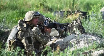 Украинские силовики три раза за сутки обстреляли ЛНР