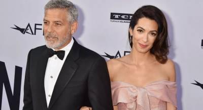 Жена Джорджа Клуни выступила в ООН