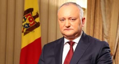 Додон: «Снять президента с должности сможет только народ»