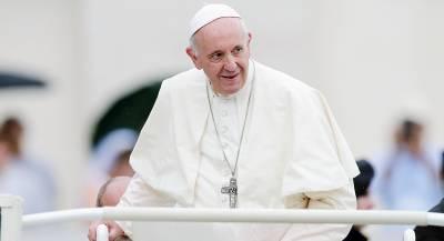 Папа Римский проведёт мессу в центре Таллина