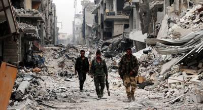 Боевики перекрыли гуманитарный путь между Идлибом и Алеппо