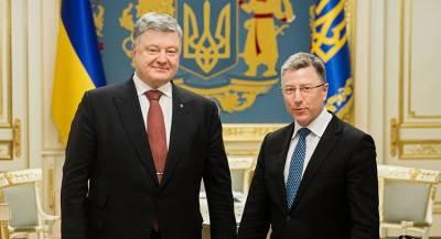 Волкер призвал Россию вывести войска из Донбасса