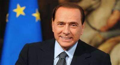 Берлускони поблагодарил Путина за поздравление