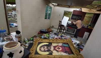 Трамп усомнился в числе жертв урагана «Мария»