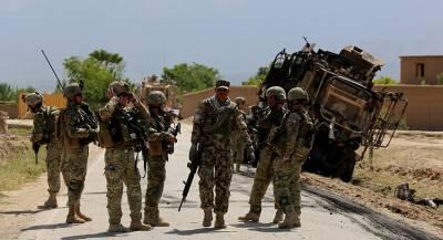 Морпехи США остановили наступление Асада