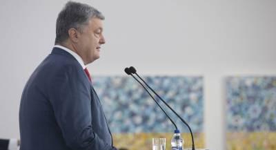 Порошенко пригласили на саммит СНГ в Душанбе