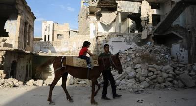 Лавров обсудил Сирию сколлегами изИрана иТурции