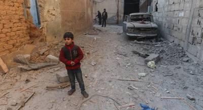 Коалиция США нанесла удар по мирной деревне в Сирии