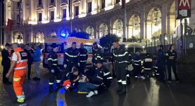 Пострадавших в метро Рима украинцев выписали из больниц