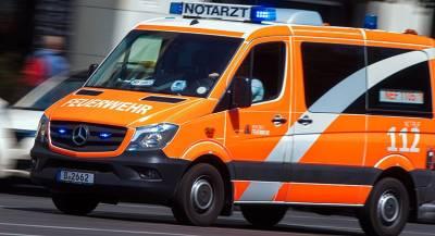 Десятки человек пострадали на футбольном матче в Дортмунде