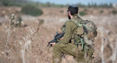 Израиль объявил палестинскую деревню военной зоной