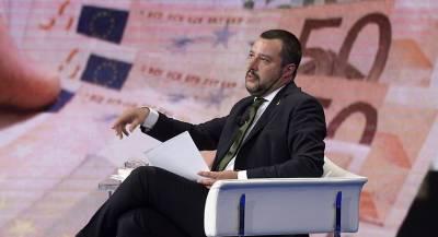 Италия осудила антироссийские санкции