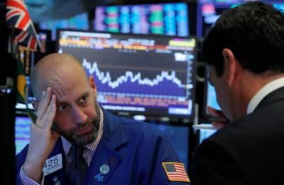 Обвал американских фондовых рынков: причины и последствия