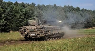 Новую военную технику Германии признали непригодной