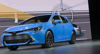 Toyota Corolla стала самым продаваемым авто