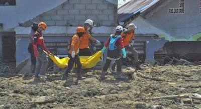 Мощное землетрясение произошло у берегов острова Ява