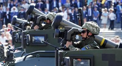 Ветеранов АТО поздравили клипом с ополченцами
