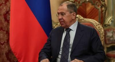 Лавров заявил об отсутствии «устойчивого диалога» о ДРСМД