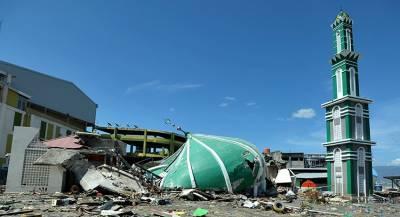 В Индонезии подсчитали оставшихся под  завалами