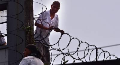 Беспорядки вспыхнули в тюрьме Гватемалы