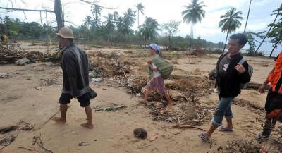 В Индонезии число погибших от стихии превысило 1,2 тысячи