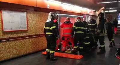 Российский болельщик рассказал о трагедии в Риме