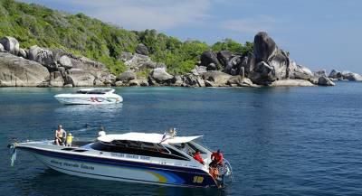 Таиланд запретил ночевать на островах у Пхукета