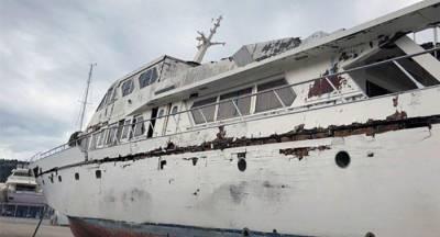 Черногория продает яхту югославского диктатора Тито