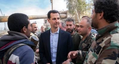 Указ Асада о помиловании сочли шагом к примирению