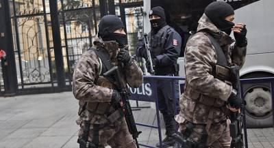 В Турции начались массовые аресты