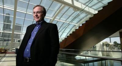 В США умер сооснователь Microsoft Пол Аллен