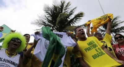 Подсчёт голосов начат в Бразилии после второго тура выборов