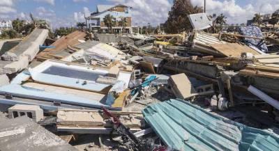 Число жертв урагана «Майкл» в США достигло 36