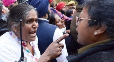 Беспорядки на религиозной почве начались в Индии