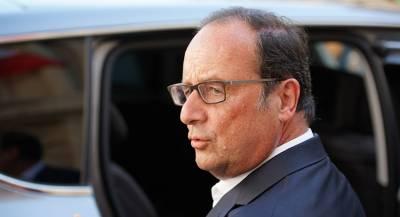 Олланд призвал сохранить антироссийские санкции ЕС