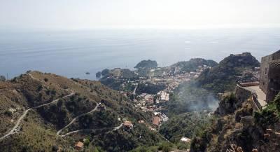 На Сицилии произошло землетрясение