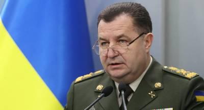 Министра обороны Украины не пустили на саммит НАТО