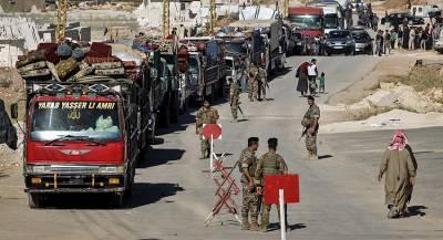 Ливан арестовал сирийцев за нарушение границы