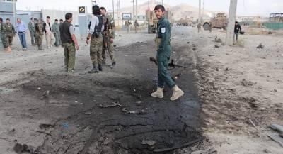Серия взрывов произошла в Афганистане в день выборов